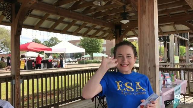 The Louisiana Food & Music Festival was held on October 21 at the Origin Bank RiverMarket in downtown Monroe.