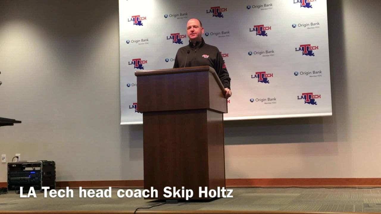 Holtz explains the difference in leadership on this year's team