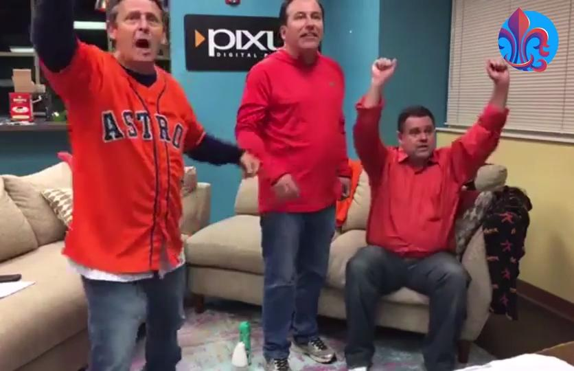 Kevin Foote's best reactions to Game 3 of the World Series