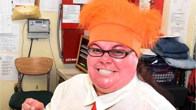Park Vista Elementary celebrates Halloween