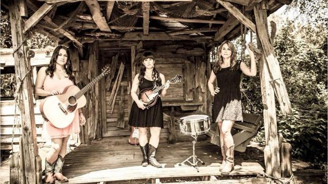 """The ladies of Sweet Cecilia are attracting a lot of attention with their new song, """"Red Bird Flies."""""""