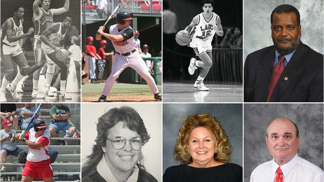 Meet the 2017 UL Athletics Hall of Fame inductees