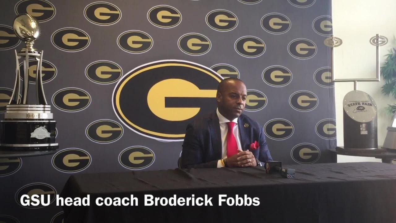"Grambling State enters ""playoff football"" starting next week v. Southern"