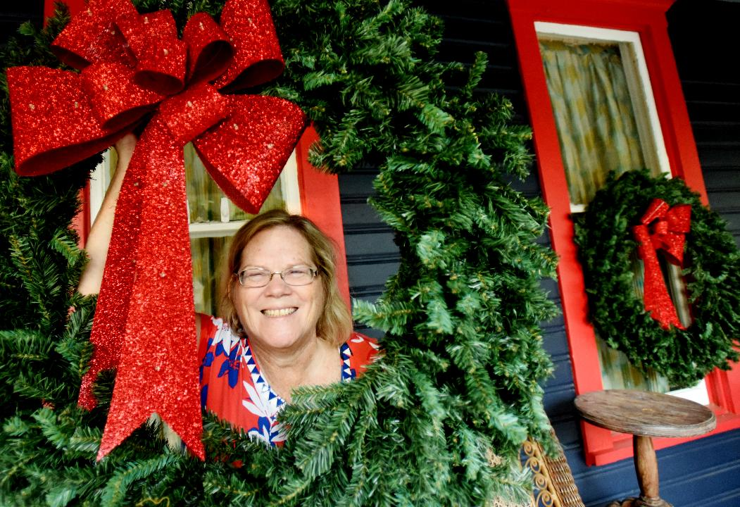 The former house of former Shreveport Mayor Hazel Beard, now owned by Katherine McGaha, will be part of the  Highland Christmas Home Tour.