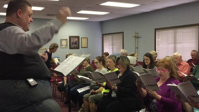 Singers from the First United Methodist Church of West Monroe and McGuire United Methodist Church will travel to New York City for a performance in Carnegie Hall. The Nov. 27 concert will feature other choristers from around the nation to perform Joseph Martin's Appalachian Winter cantata. The group will also perform the cantata 6 p.m. Dec. 3 at First United Methodist Church.