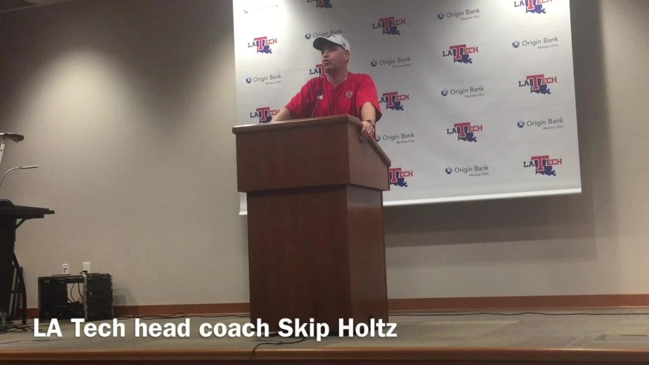 Holtz shares thoughts on SMU, head coach Chad Morris