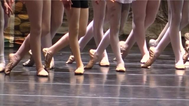 Lafayette Ballet Theatre is preparing for its annual production of 'The Nutcracker' at the Heymann Performing Arts Center.