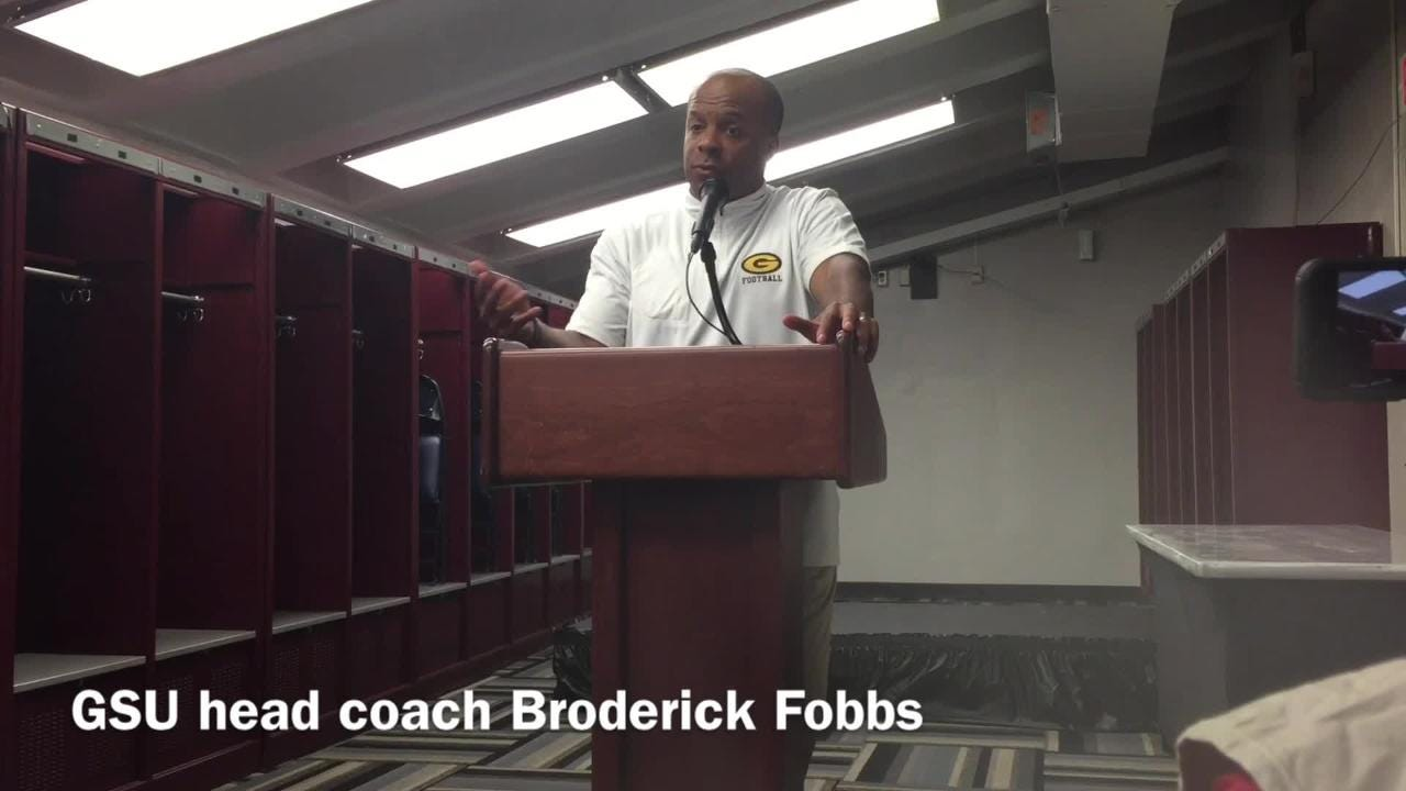 Grambling State head football coach Broderick Fobbs explains why it's important for the Tigers to be solid in all three phases of the game.