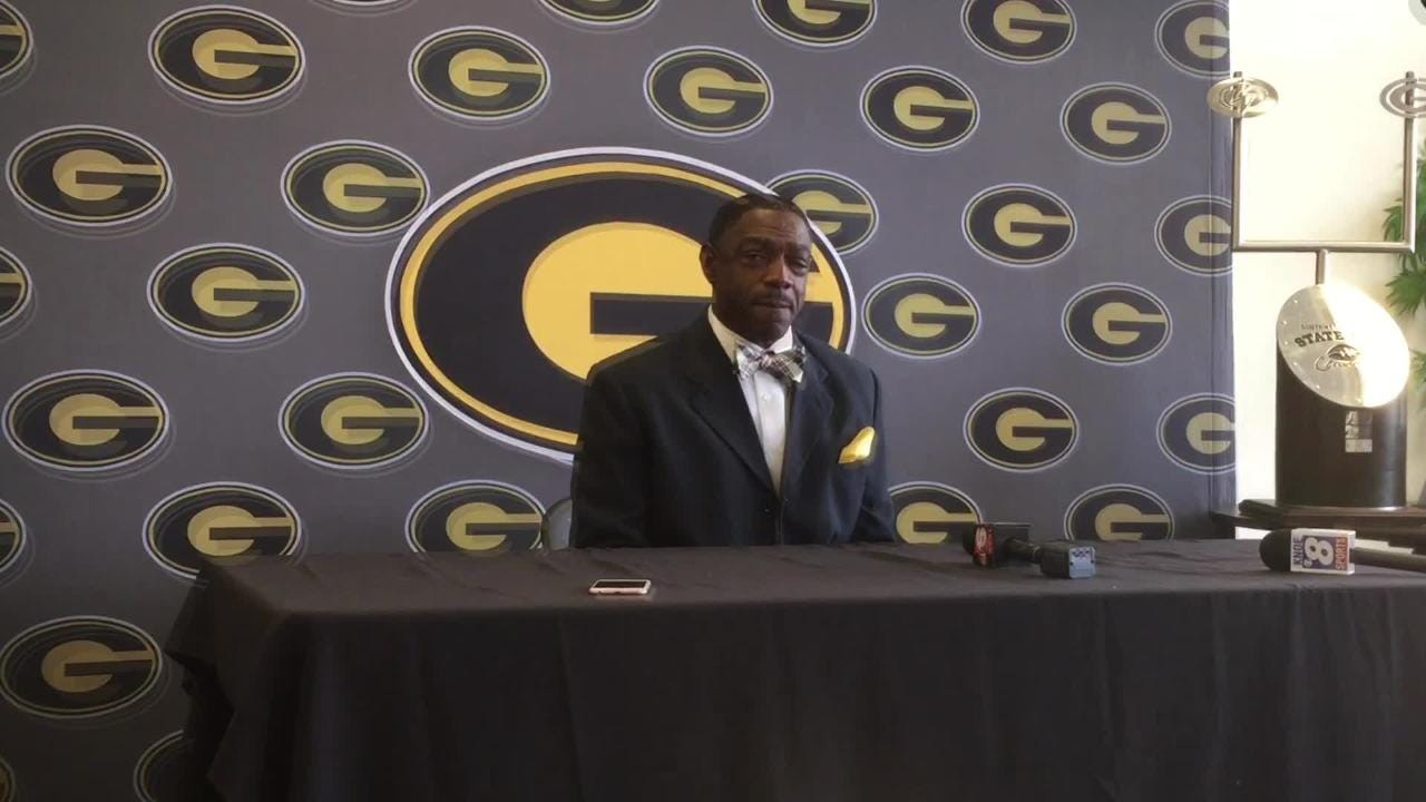 Grambling State Offensive Coordinator Eric Dooley shares what he liked about his offense and how they improved over the open week before the Bayou Classic.