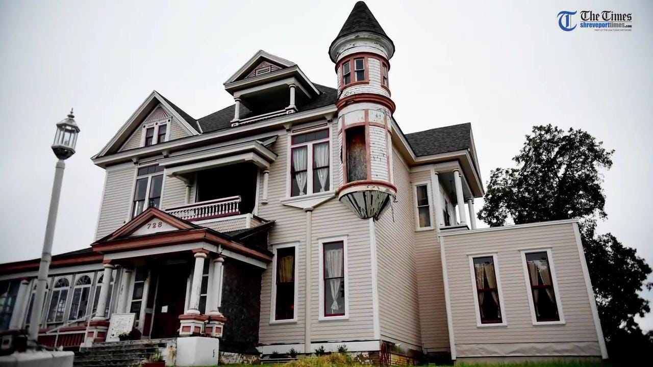 Take a look inside the Ogilvie-Wiener Mansion now called the Austen Place B&B.
