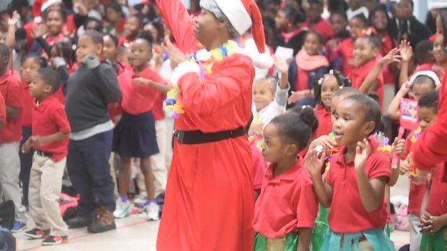 North Elementary Christmas Program