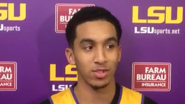 Freshman sensation Tremont Waters accepting coaching