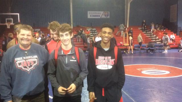 The Jefferson City Jays took home the top prize at the Holiday Classic
