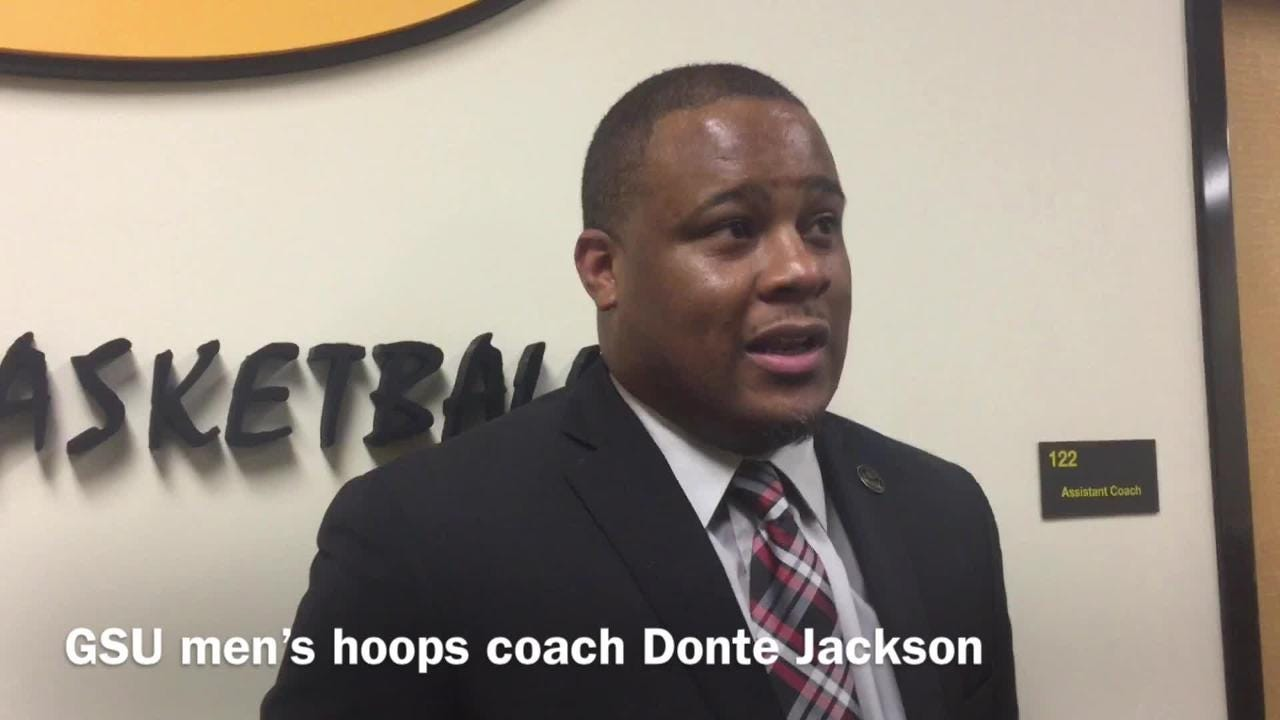 Grambling State men's basketball coach Donte Jackson outlines where his team stands in its search for an identity two games into SWAC play.