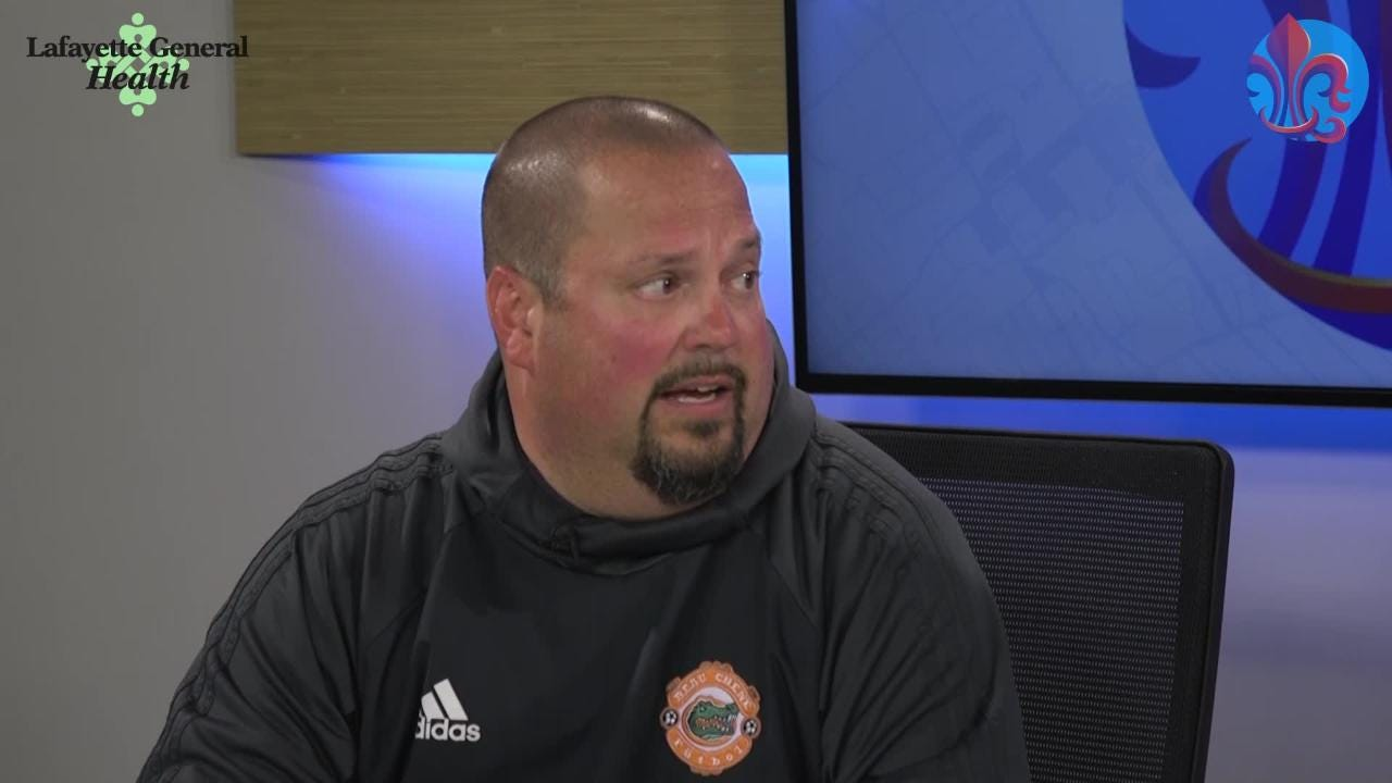 With less than a month to go in the regular season, James Bewers sits down with Beau Chene boys soccer coach Chad Vidrine about the Gators' season, as well as what changes the coaches association would like to see in post-season play.