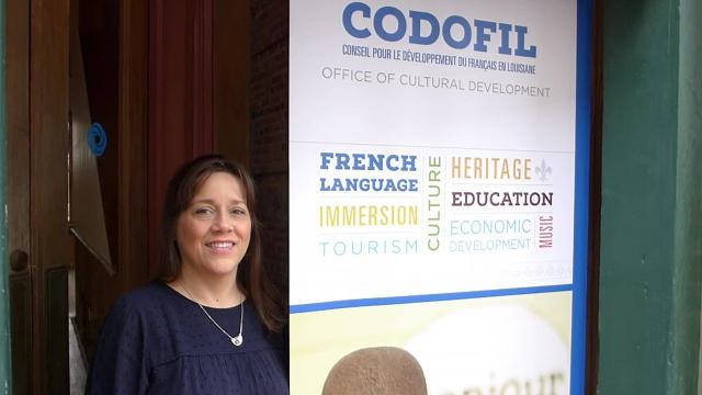 Peggie Feehan is the new director of the Council for the Development of French in Louisiana, which celebrates its 50th anniversary in 2018.
