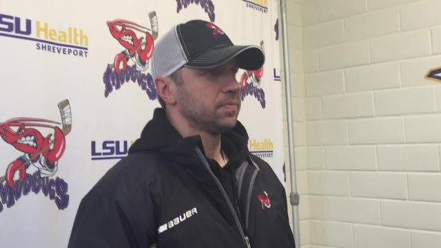 Shreveport's Karlis Zirnis is looking forward to the visit from an 18-year NHL veteran Friday.