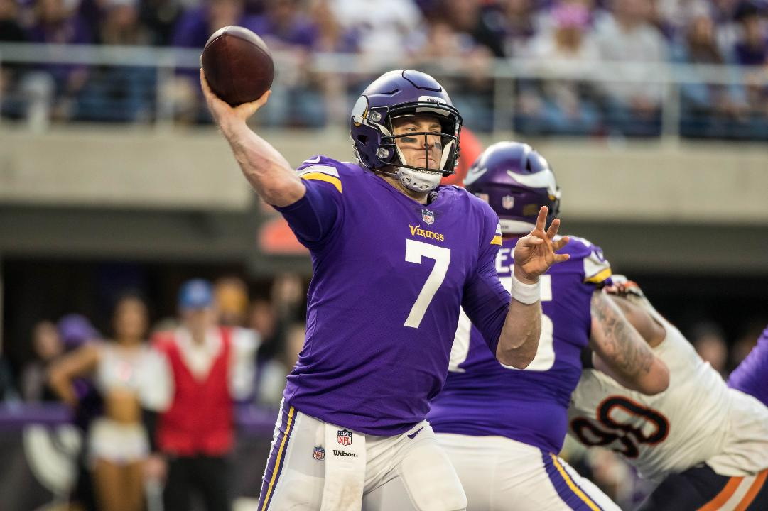 Can the New Orleans Saints top the Minnesota Vikings in the next round of the NFL playoffs? Kevin Foote and James Bewers discuss what it will take for that to happen this Sunday.