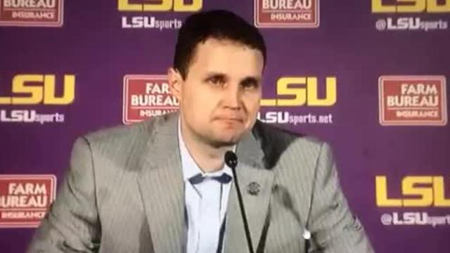 LSU to face another strong rebounding team in Georgia