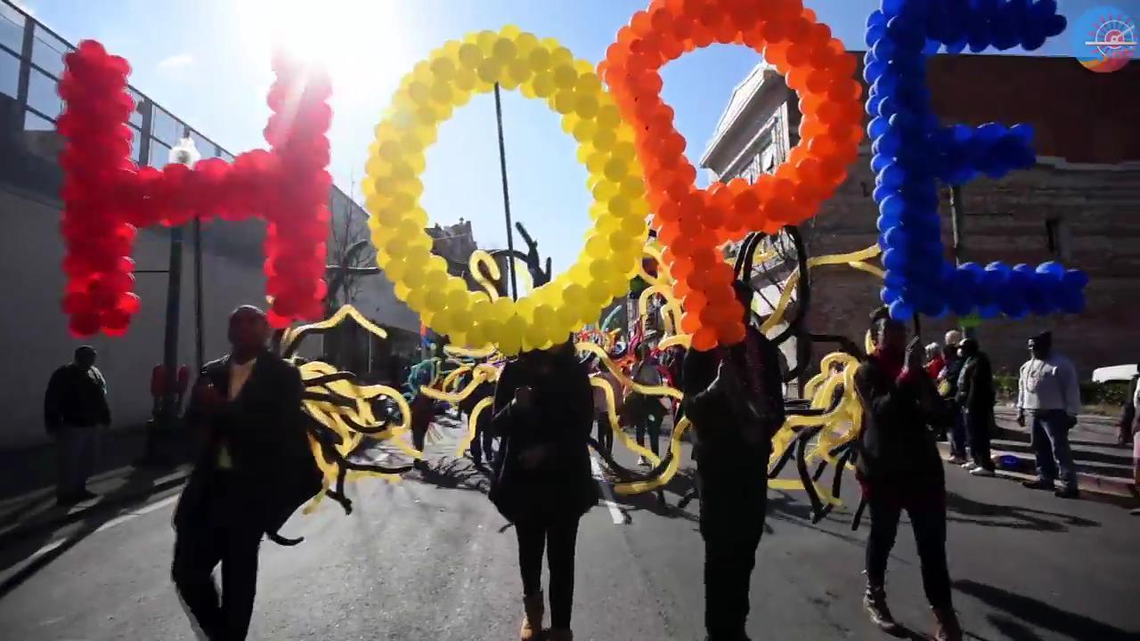 Mardi gras parade 2019 shreveport