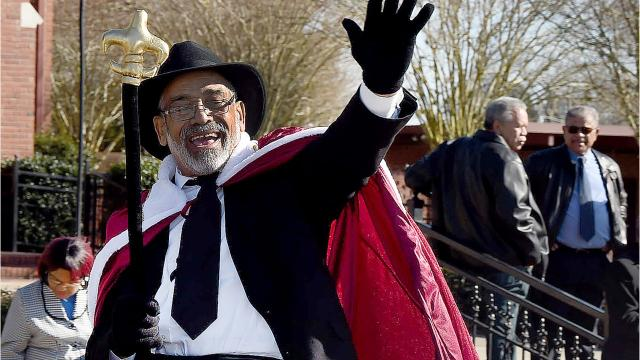 Annual Martin Luther King, Jr. celebration in Opelousas.
