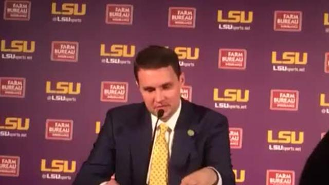 Coach Will Wade discusses Georgia loss