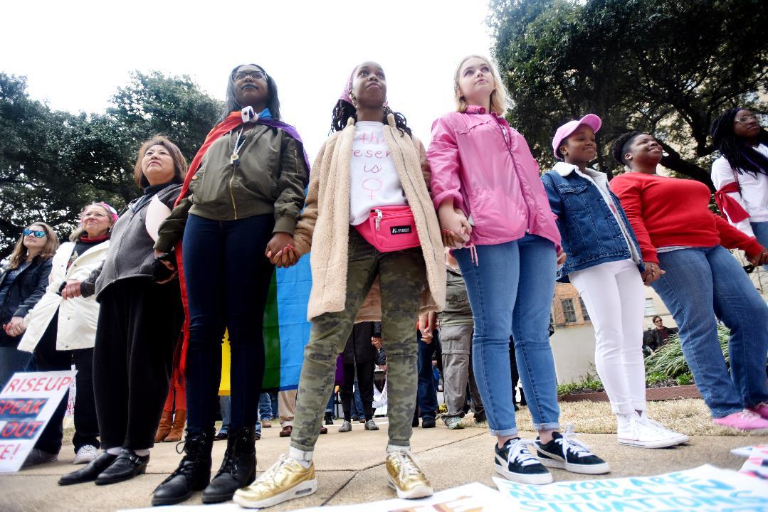 Women's March for Shreveport and Bossier City