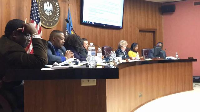 Mayor Jamie Mayo told members of the Monroe City Council they should speak up regarding why a motion to introduce a water rate increase was not seconded, initially, at Monday night's meeting. The motion did pass later.