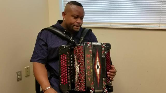 Zydeco accordionist Dwayne Dopsie of Lafayette, La., a 2018 Grammy nominee, recalls high points in his worldwide career.