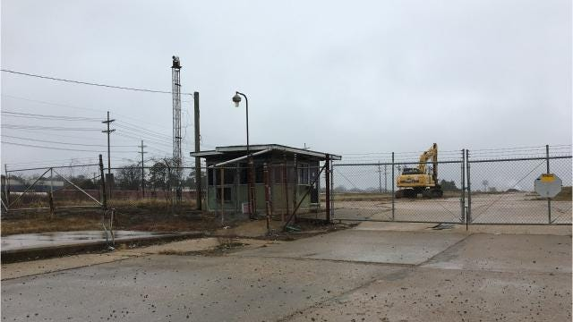 A group of private developers purchased the old International Paper sites in Bastrop.