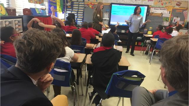 Monroe City Schools have partnered with Louisiana Tech to pair student teachers with mentors in classrooms for a full year. In its second year of operation, the program is considered a success by the Louisiana Department of Education.