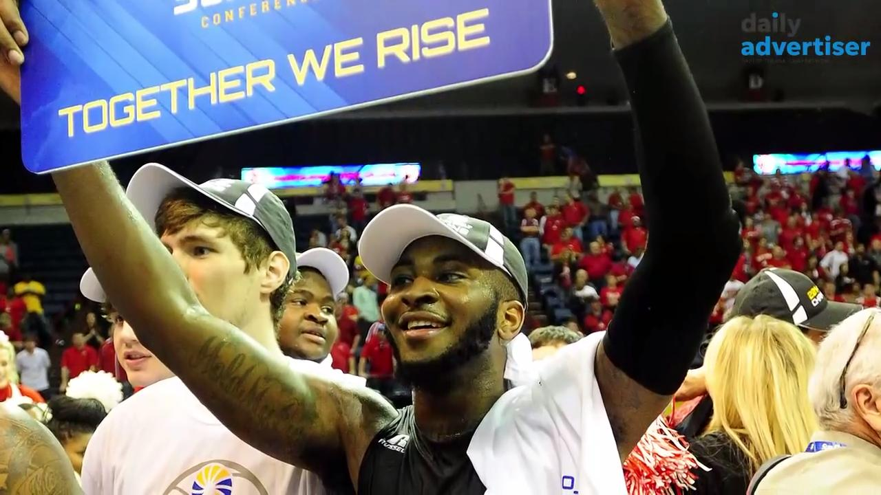 ul releases sun belt conference basketball schedules, with a twist