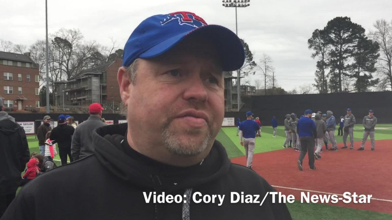 Louisiana Tech softball coach Mark Montgomery explains why he believes this year's team is good enough to earn a 2-seed in an NCAA Regional.