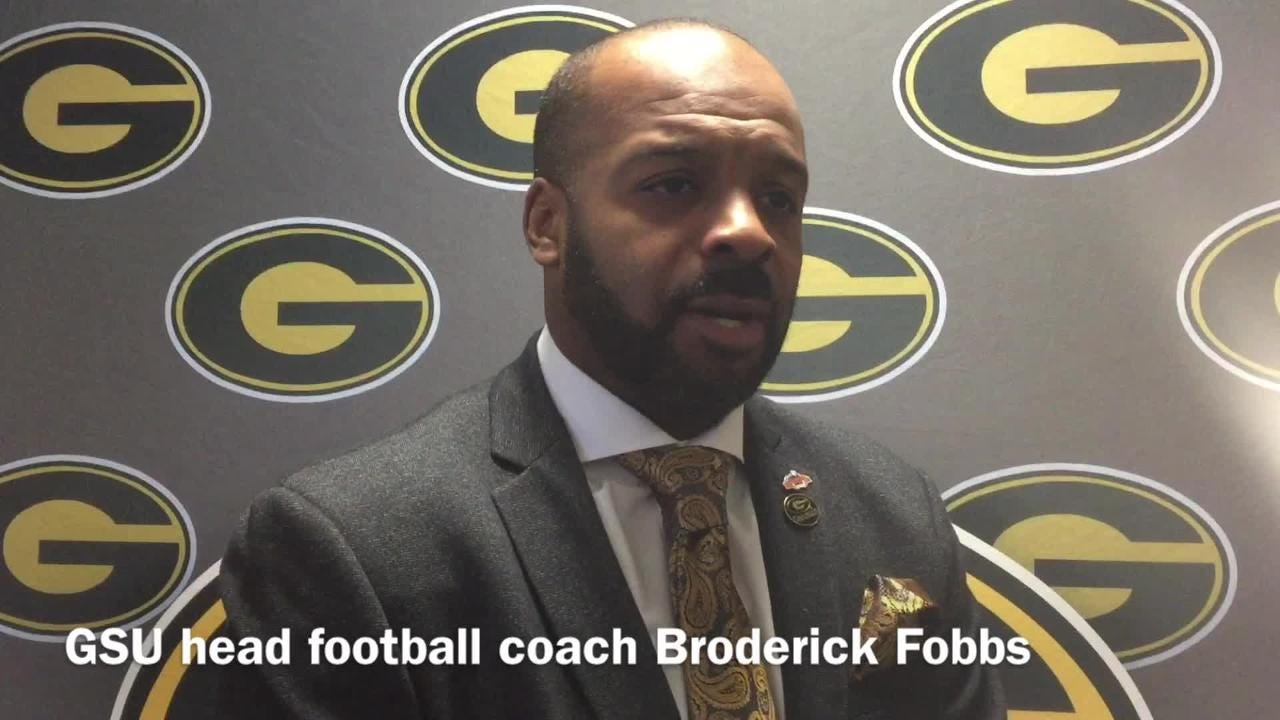 Grambling State head football coach Broderick Fobbs shares what he likes about his team's 2018 football schedule.