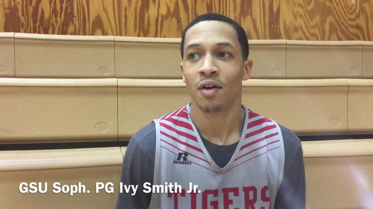 Grambling State men's hoops sophomore point guard Ivy Smith Jr. believes everyone buying into their team roles has helped the team win 8 straight.