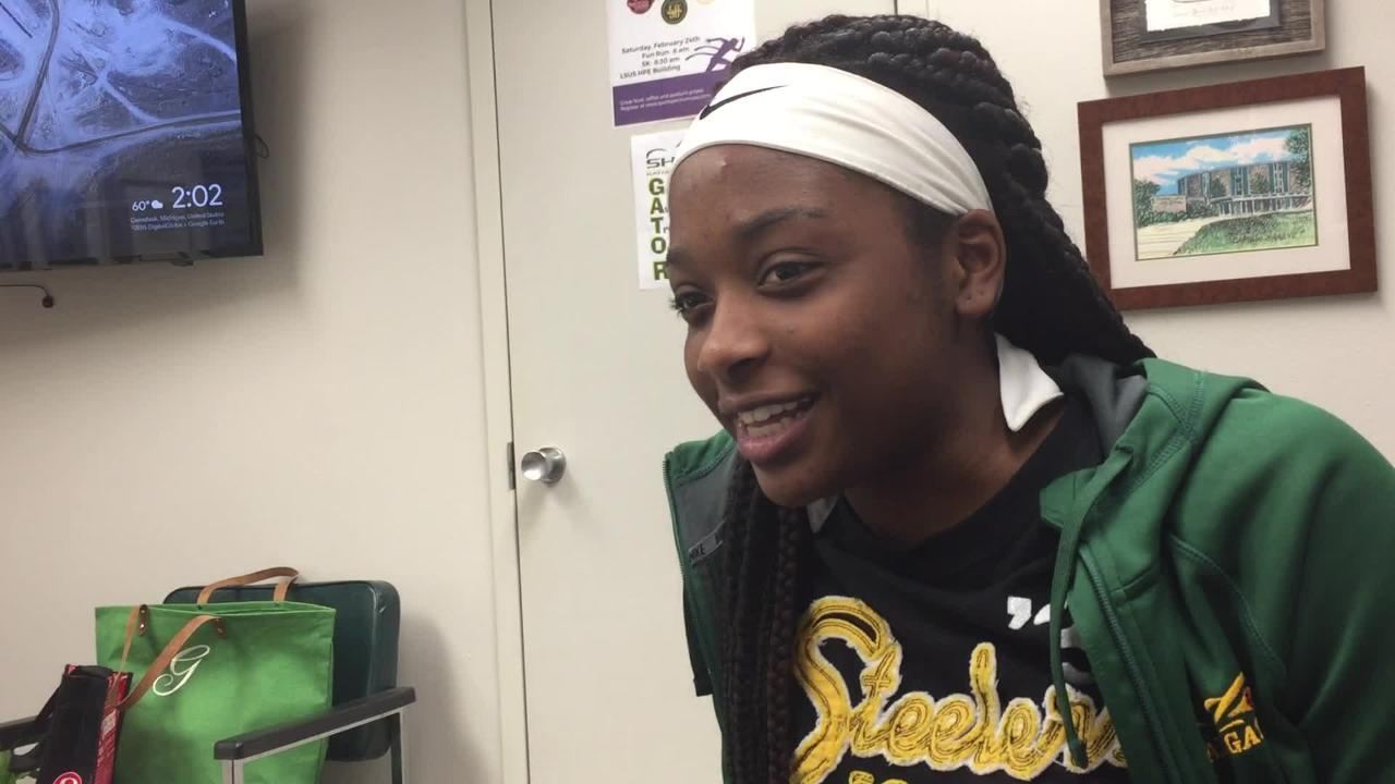 Captain Shreve's Kennedi Heard discloses who makes her laugh