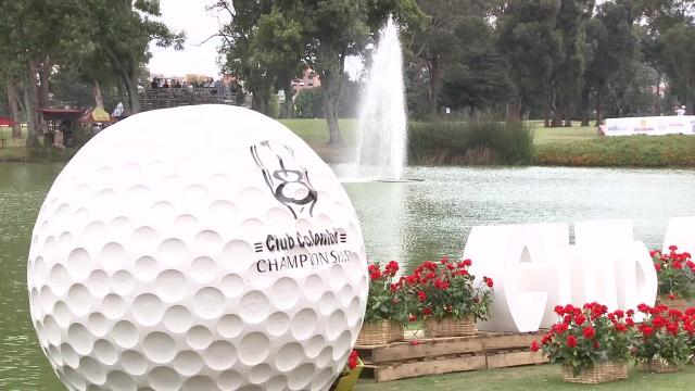 LSU products ran the show at the Web.com Tour event in Colombia this week. Ben Taylor scored his first victory while Shreveport's Sam Burns scored a career-best second.