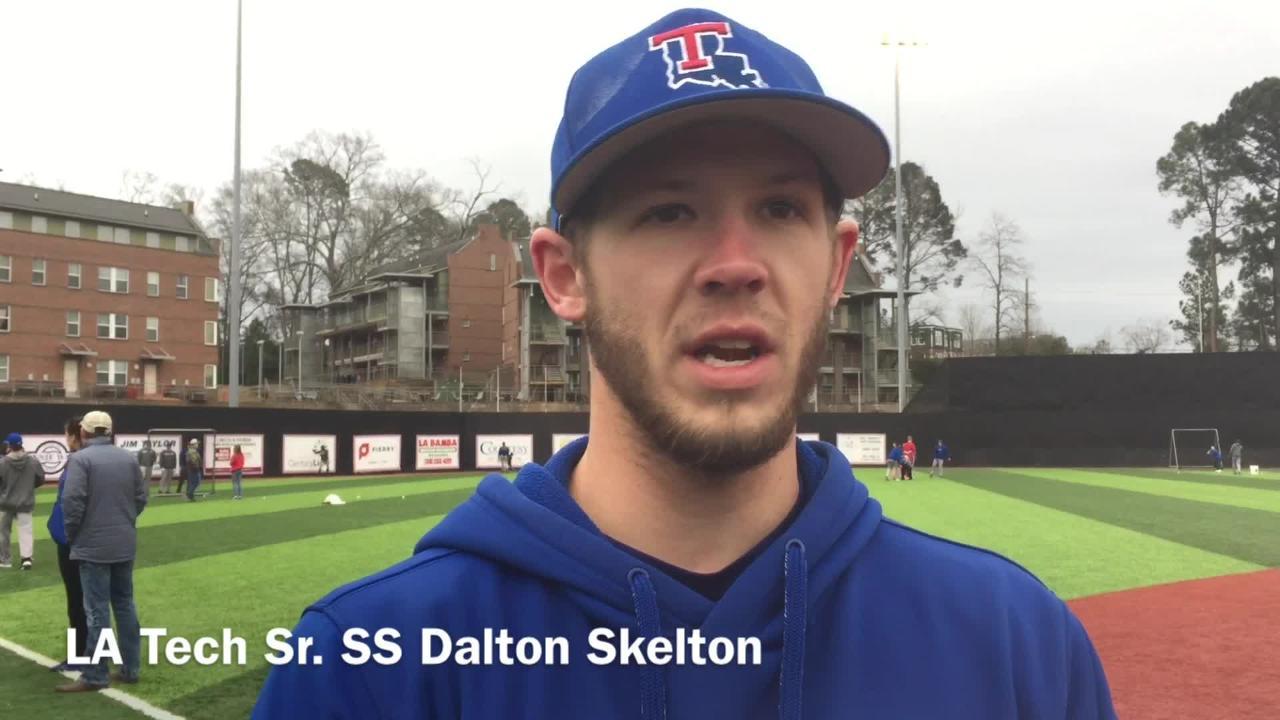 "Louisiana Tech senior shortstop Dalton Skelton says he's ""never seen anything like"" the 2018 team's chemistry."
