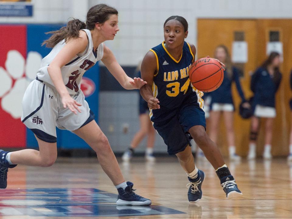 LHSAA girls basketball playoff scoreboard