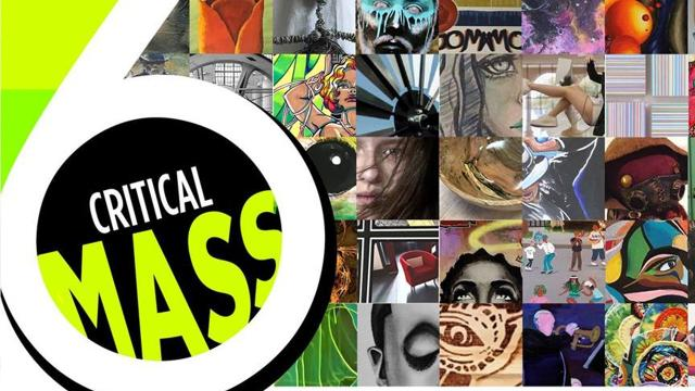 I glimpse of the competing visual art pieces in the Critical Mass 6 exhibition. Opens March 2 at Artspace, 710 Texas St., downtown Shreveport.