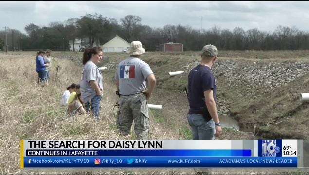 Daisy Lynn Landry disappeared May 2017. A man has pleaded not guilty to her murder.