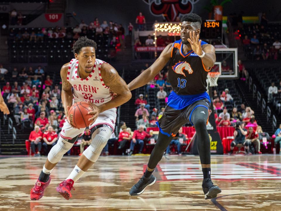As March inches closer, all eyes start to turn towards postseason basketball. The Cajuns are close to a record-setting season -- can they cap it off with the No. 1 seed in the Sun Belt Conference tournament, and possibly an NCAA playoff berth?