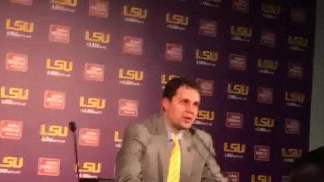 """He was really locked in,"" Will Wade on Tremont Waters"
