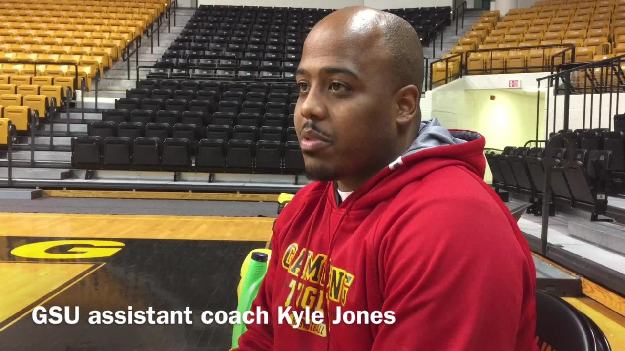 GSU assistant coach Kyle Jones believes winning is the new norm