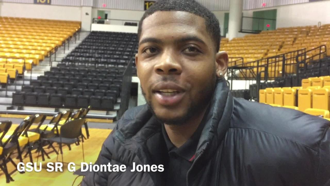 Grambling State senior guard Diontae Jones sheds light on why the team's current success if what we envisioned when he joined the program.