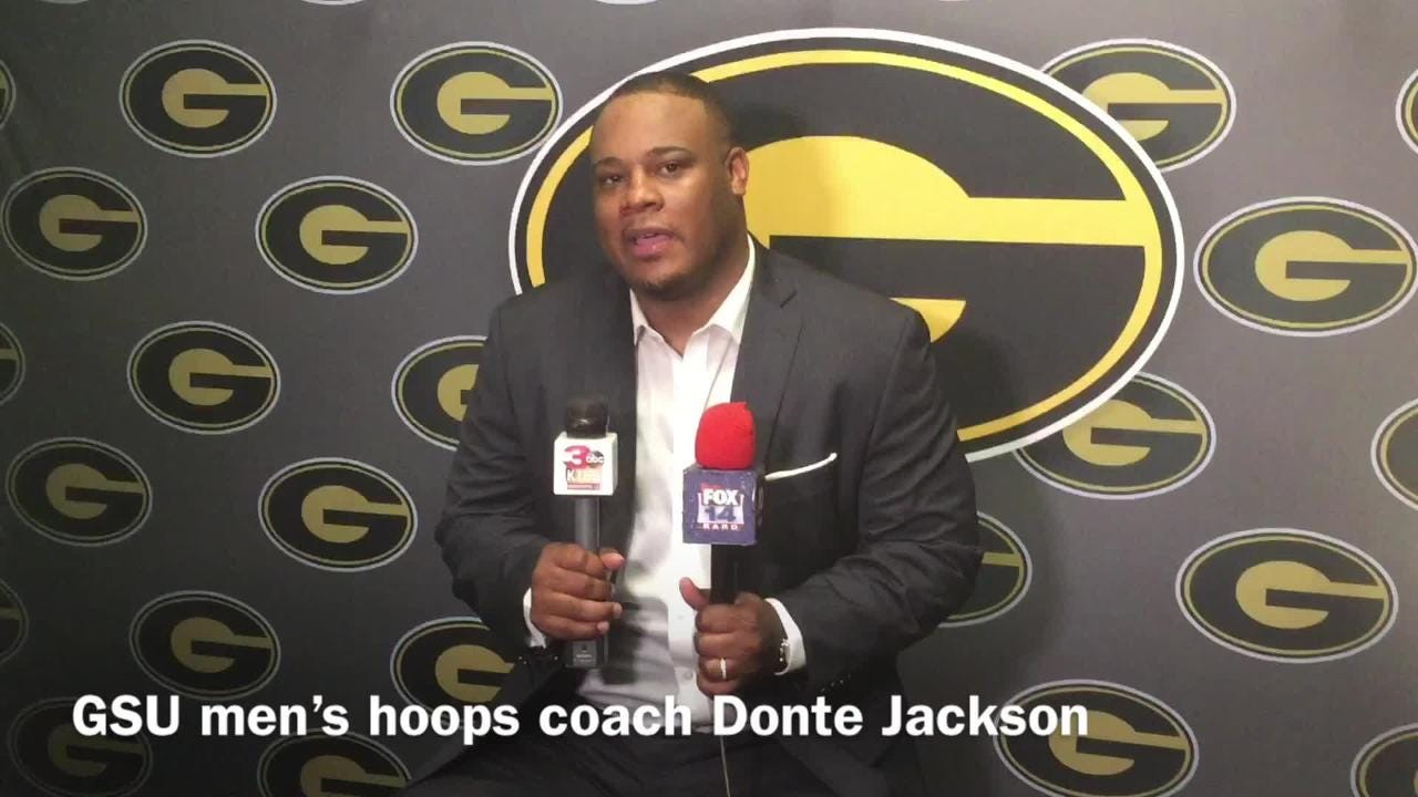 Grambling State men's basketball coach Donte Jackson explains why losing 11-game winning streak has some benefits.