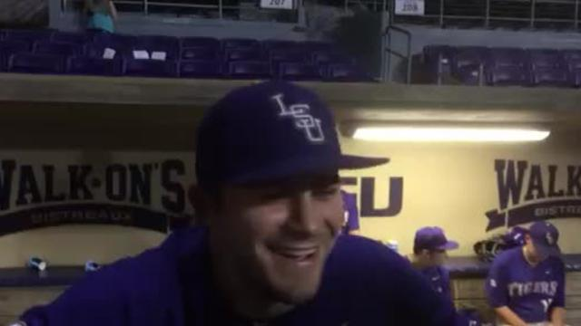 Bryce Jordan discusses Beau Jordan's ejection