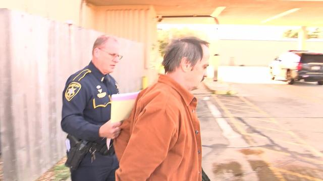 Gary Lee Wilson, 54, of the 300 block of Cottage Grove, was booked into the Bossier Maximum Security Facility around 4 p.m. Monday on two counts of Communicating False Information of a Planned Arson.