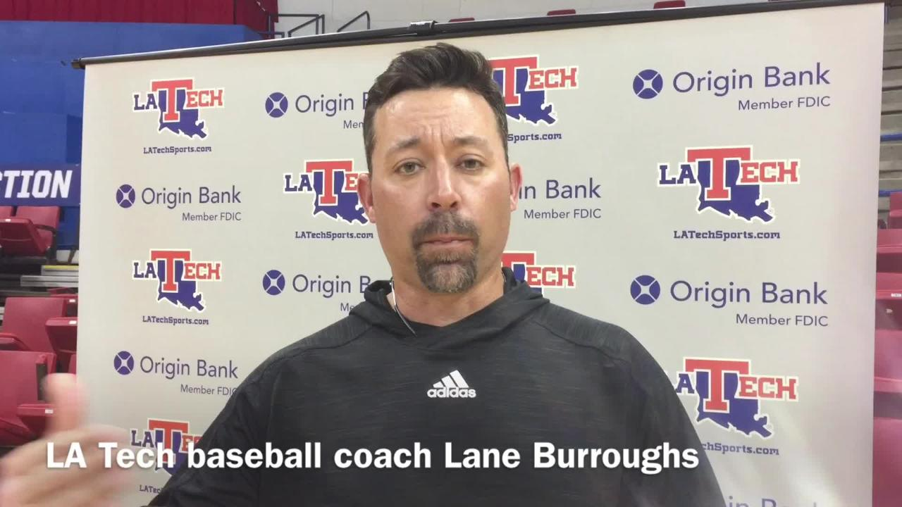 Louisiana Tech baseball coach Lane Burroughs looks at the NCAA Regional-like competition his team will face at Frisco Classic this weekend.