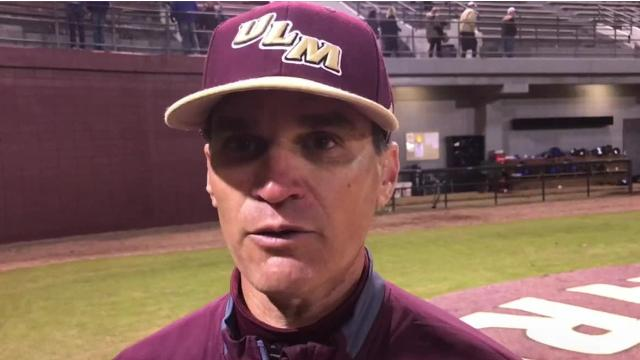 ULM drew a crowd of 2,091 to Warhawk Field for a 7-0 loss to Louisiana Tech on Wednesday.